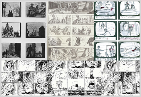 Storyboarding as an Art Form