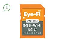 Eyefi 16GB Pro X2