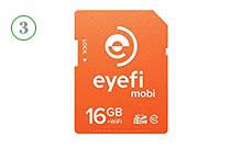 Eyefi Mobi 16GB Class 10 Wi-Fi