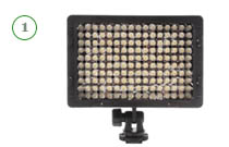 NEEWER® 160 LED CN-160