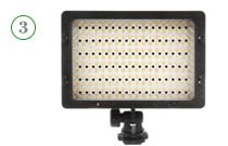 NEEWER CN-216 216PCS LED