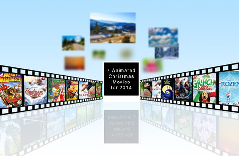 7 Animated Christmas Movies for 2014 Christmas
