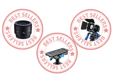 shed: 31 Dec 2014 Most Successful Videography Camera Equipment of 2014