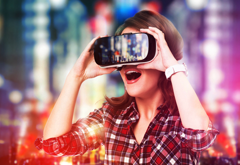 Writing the Rules of Virtual Reality Film-making: What's up When the World is 360°?