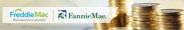 Freddie Mac and Fannie Mae financing