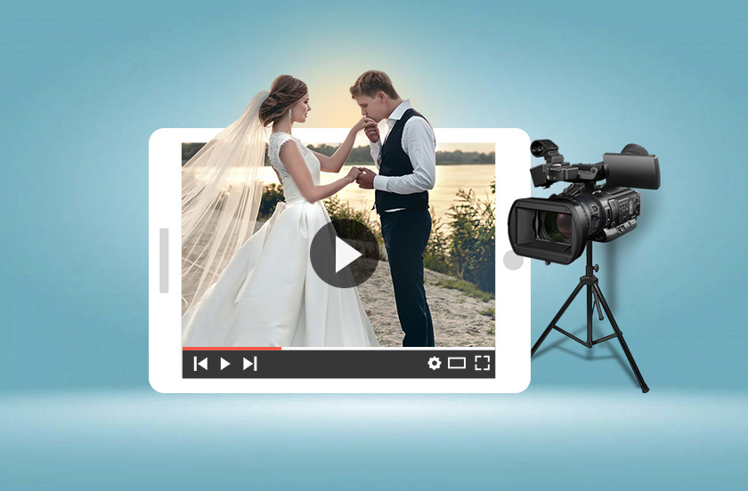 Create the Best Wedding Videos