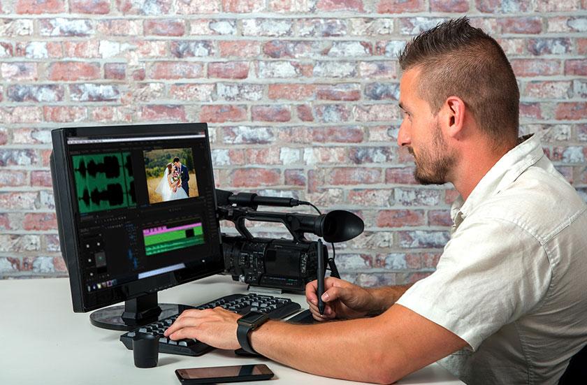 Professional Wedding Video Editor