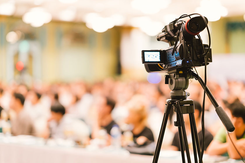 The Best Practices for Recording Event Videos