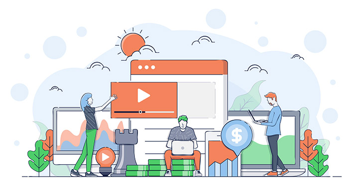 Add Explainer Videos to a Business Website